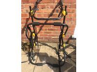 Halfords 3 bike rack