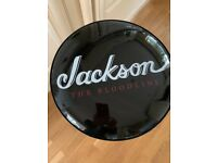 JACKSON GUITAR STOOL BAR STYLE - H60 CM