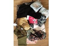 UNIQUE 21 clothing items brand new JOBLOT