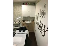 TREATMENT ROOM FOR RENT WITHIN A BUSY HAIR SALON IN N8