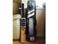 Gray-Nicolls and SS cricket Bat