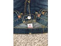 True religion jean size 30