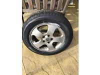 VW Polo Alloy and Tyre Brand New