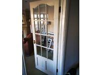 """30"""" internal glass door"""