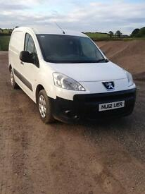 2012 partner not berlingo transit,tractor (NO VAT)