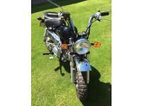 Skyteam 125 monkey bike