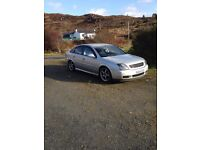 vaxhall vectra spares or repairs