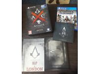 Assassin's Creed: Syndicate (Rooks Edition) PS4
