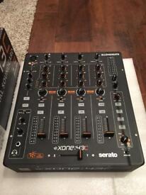 Allen & Heath XONE 43C 4 Channel Mixer