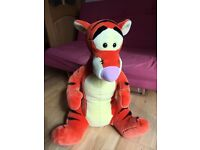Giant Tigger - as new.