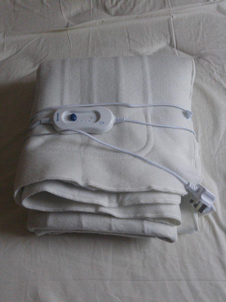 0549085ecf7 Silentnight Comfort Control Electric Blanket - Double