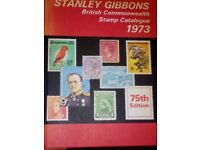 Stanley Gibbons Commonwealth Stamp Catalogue 1973