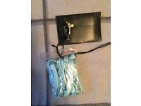 Baby blue prom dress size small