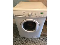Zanussi jet system 7kg washing machine. Collection only