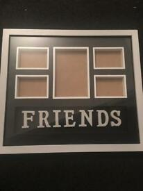 Brand new friends photo frame