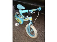kids bike, very solid all round