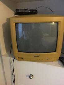 Small Toshiba TV