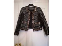 Fantastic Evening Jacket - Size 14 - Great Christmas Gift