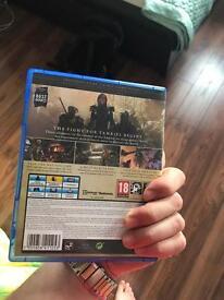 PS4 Elder Scroll