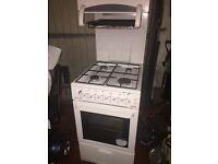 Beko gas cooker