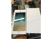 Apples IPhone 6 Plus 64gb Rose Gold Unlocked very good condition like new