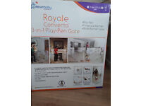 ROYALE CONVERTA 3 IN 1 PLAY-PEN GATE 3.8m