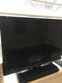 "Sony Bravia KDL26V4500 LCD Digital Colour TV 26"" Screen"