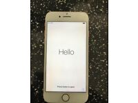 iPhone 7 32Gb rose gold on 02 network Excellent condition