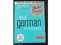 Learn German CDs with Michel Thomas