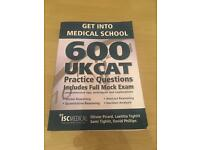 UKCAT - Get into medical school 600 UKCAT practice questions