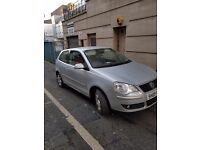 Selling vw 1 .2 polo silver 09 good condition
