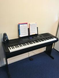 Yamaha DGX-650 Portable Grand Piano