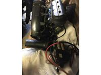 Yamaha gp1200 complete motor and electrics Jetski