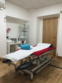 Massage therapist or trainee physiotherapist wanted for a private medical clinic in Kings Cross