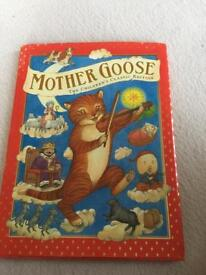MITHER GOOSE - THE CHILDREN'S CLASSIC EDITION OF NURSERY RHYMES