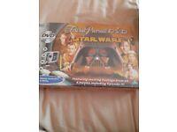 Trivial pursuit dvd star wars edidtion sealed