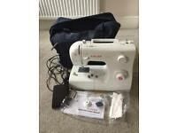 Singer 2250 sewing machine and case