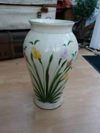 Very large vase
