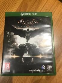 XBox 1 - Batman Arkham Knight