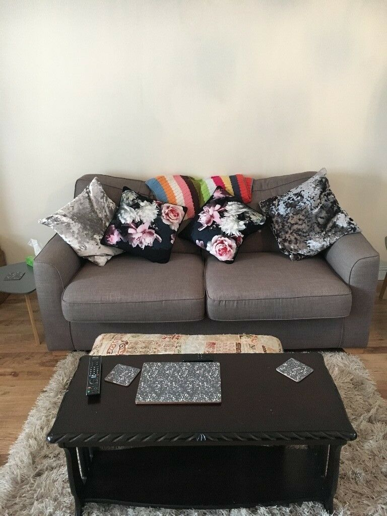 Fantastic 3 Seater Dfs Revive Sofa Colour Slate For Sale 150 In Banbridge County Down Gumtree Cjindustries Chair Design For Home Cjindustriesco