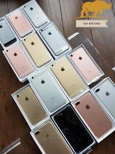 Apple IPhone SE, IPhone 6S, 6S+ Plus, IPhone 7, IPhone 7+ Plus 32G-64G-128G-256G, AC / AppleCare Plus