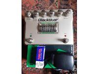 Blackstar Dual HT valve distortion/ boost