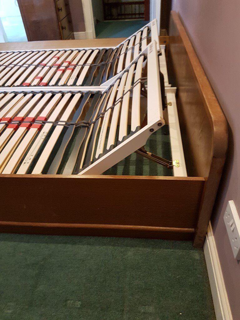 King size Bed Frame | in Duddingston, Edinburgh | Gumtree