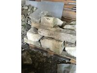 Cotswold building stone reclaimed £200 per ton bag