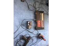 Original Sega Master System with extras