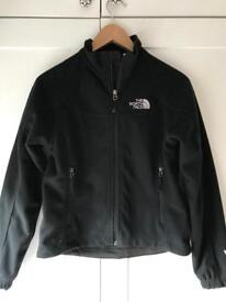 North face jacket size 12