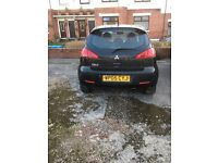 Good condition MITSUBISHI COLT (57 plate) MOT 7 MARCH 2017. AT CHEAP RATE , Manchester