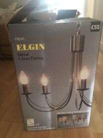 Brand new light fitting from NEXT