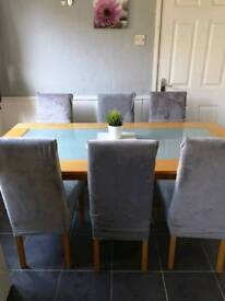 Table&6 chairs