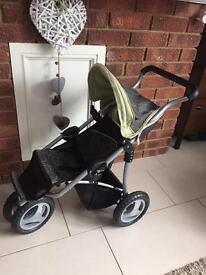 Silver cross dolls buggy pushchair barnet or waltham cross
